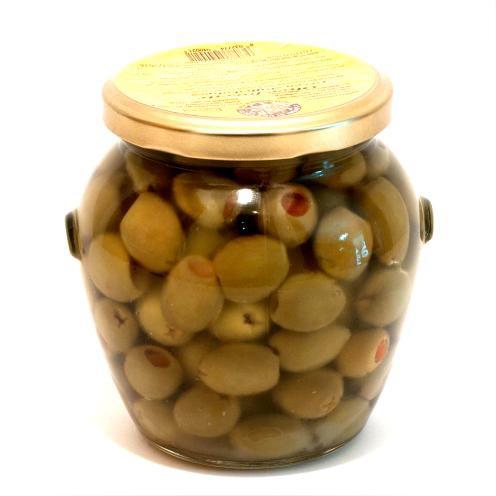 olive farcite in olio